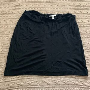⭐️3/$25⭐️ Kenneth Cole Black Mini Skirt
